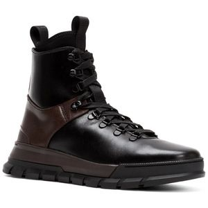 mens frye explorer leather hiking/hiker boots